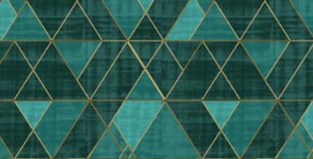Pyramides de vert