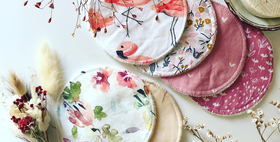 La collection rose de Mai
