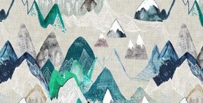 Sublimes montagnes