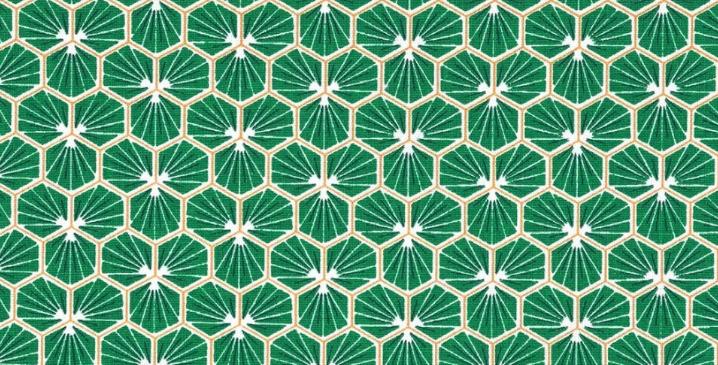 Origami de vert
