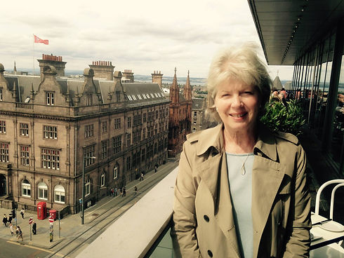 Barbara Mackie - Edinburgh