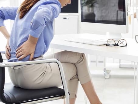 Stare troppo seduti può danneggiare la nostra salute