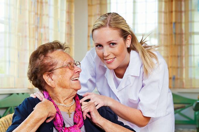 Assistenza Anziani felici