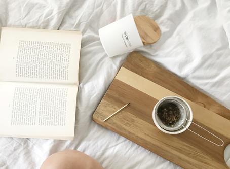 Summer reads & tea pairings