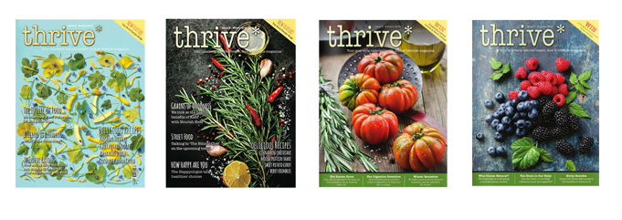 Thrive Magazine Online