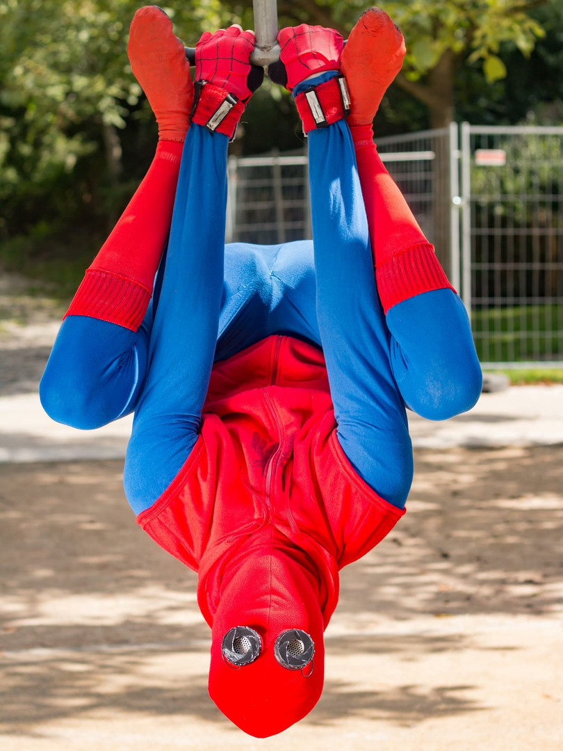Homemade Spider-man