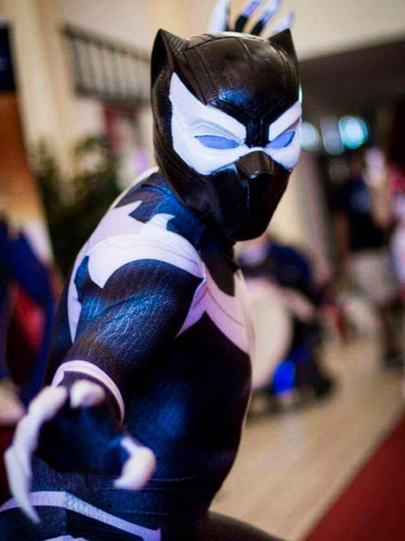 Venom Black Panther