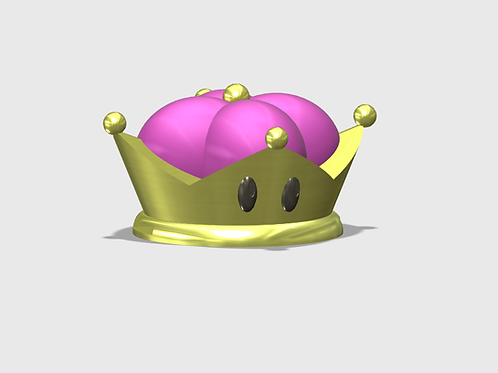 Bowzette crown