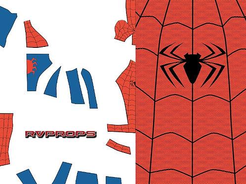 Classic Spider-Man ps4 (custom seams)