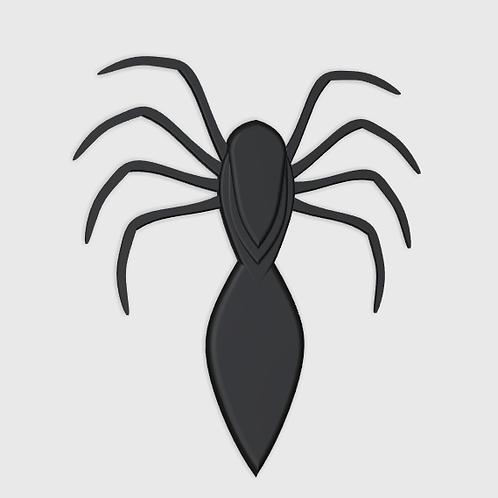 Civil War Spider-man concept logo