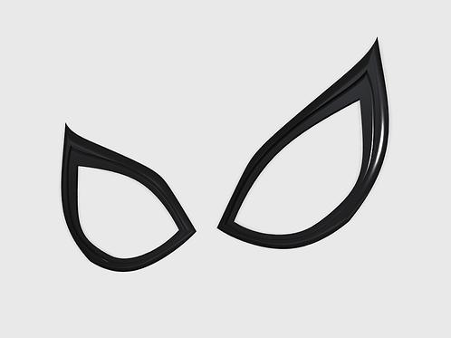 Insomniac spider-man lenses opened
