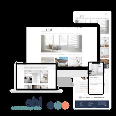 ehi - Website design.