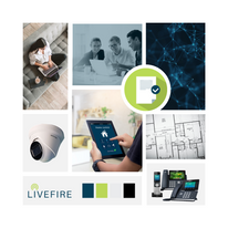 Livefire - brand redesign