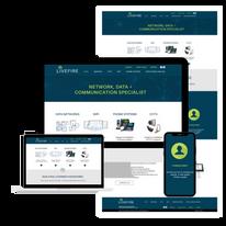 Livefire - website design