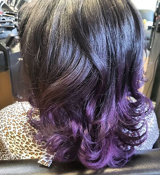 Silk Press #hairtransformation #licensed