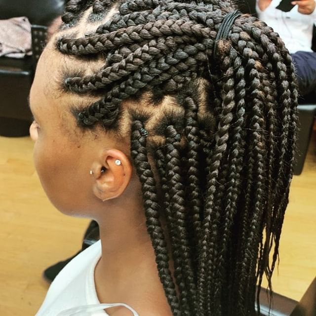 Braids by Sonya! Available for all servi