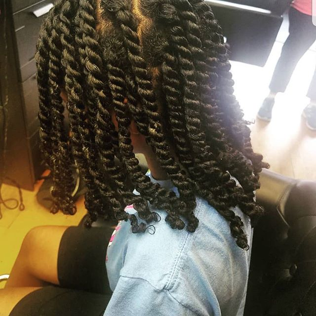 Double Strand Twist are a great protecti