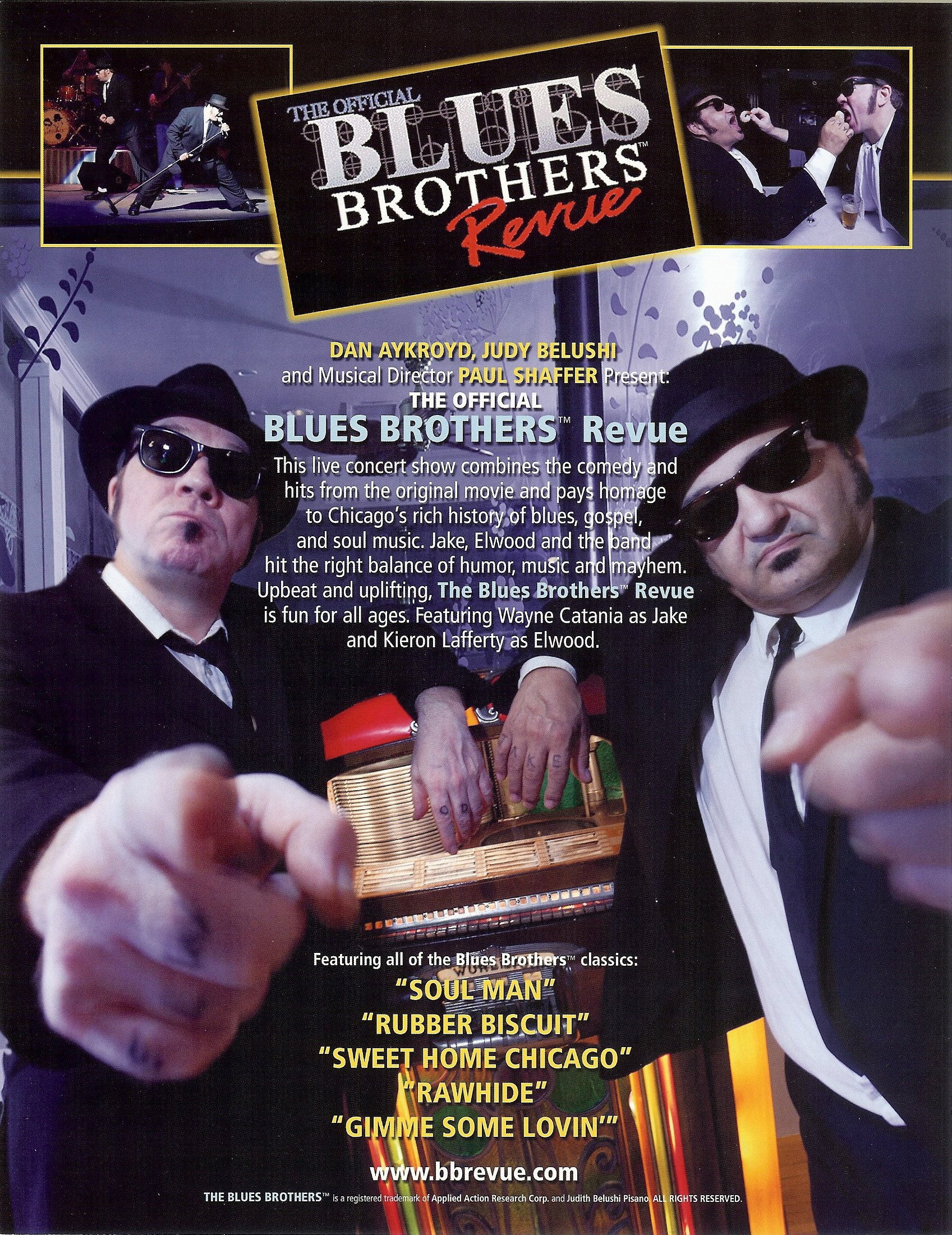 Blues Brothers Revue 2