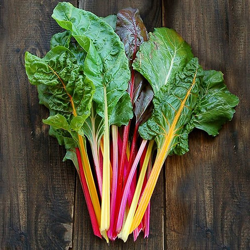 SWISS CHARD (RAINBOW)
