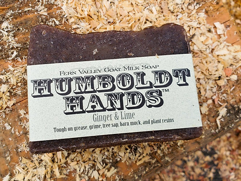HUMBOLDT HANDS (GINGER & LIME)