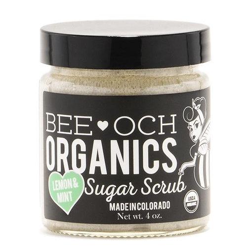 Organic Cane Sugar Scrub
