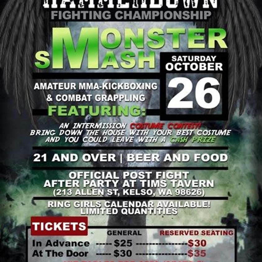 HammerDown FC III: Monster Smash