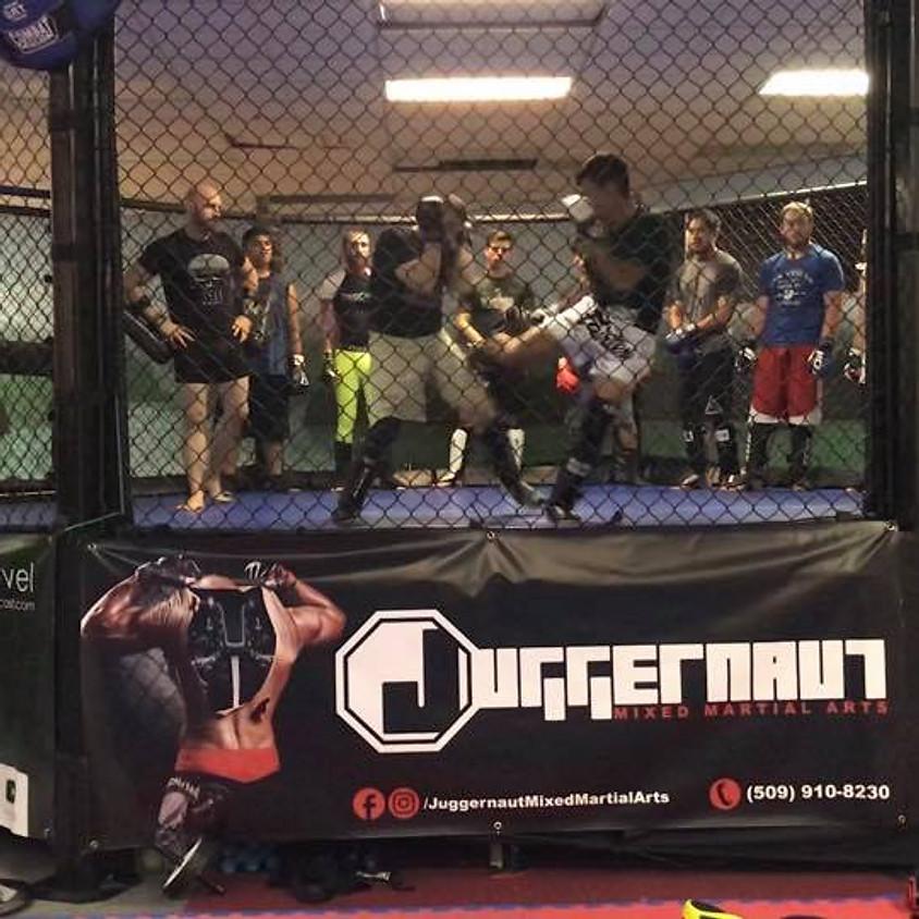 Team Juggernaut Fighter Tryouts