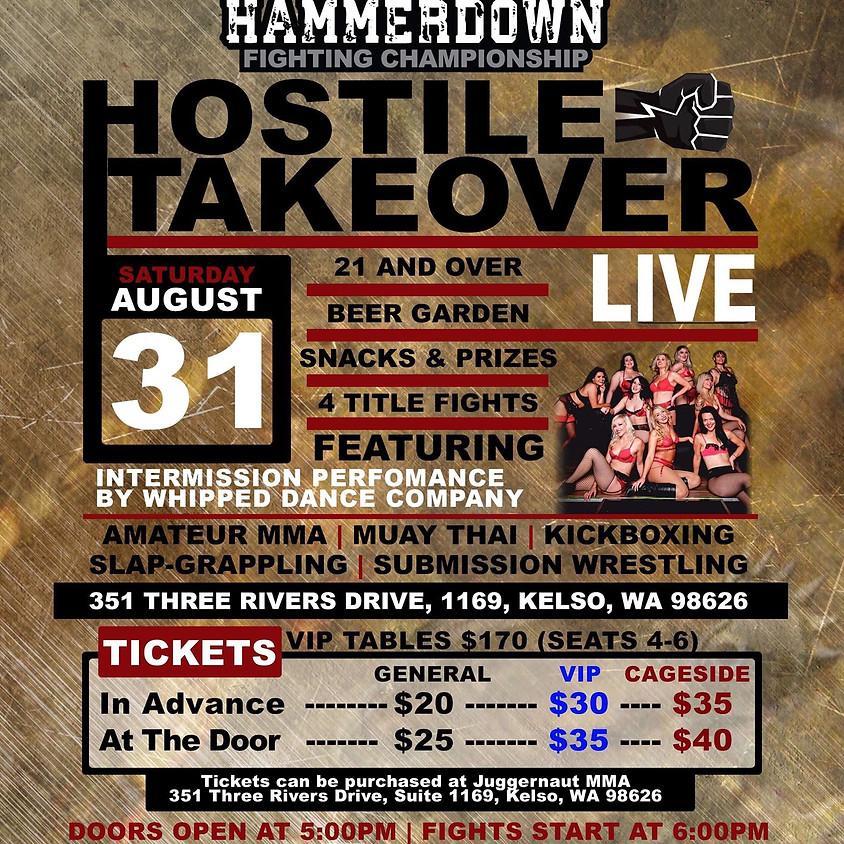 HammerDown Fighting Championship II: Hostile Takeover