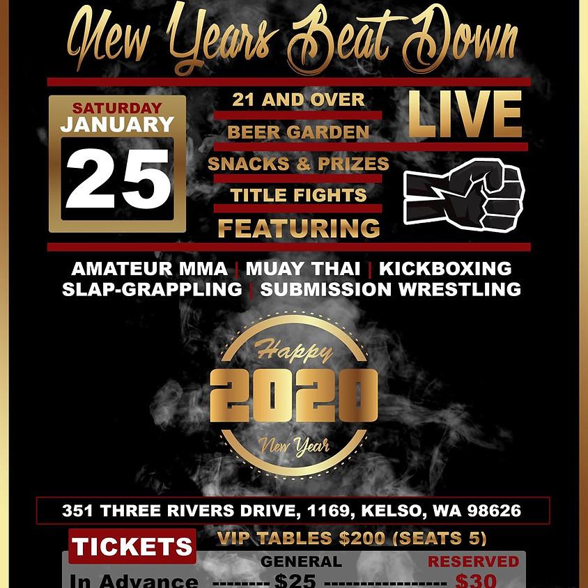 HDFC IV: New Years Beatdown