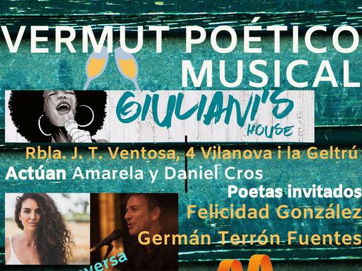 Vermut Poético Musical