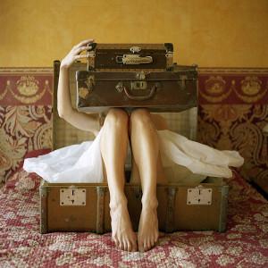 No te enamores de una mujer que viaje y/o escriba