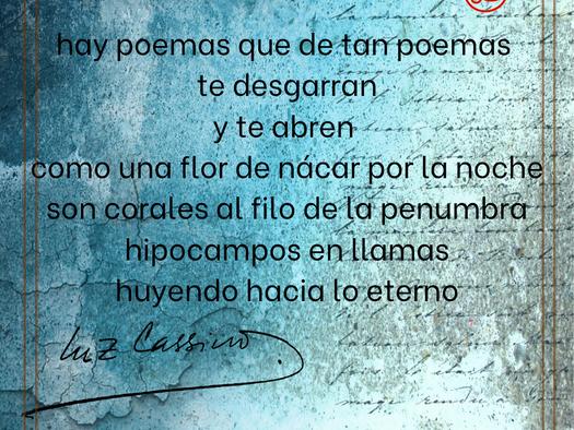 21M Día Mundial de la Poesía