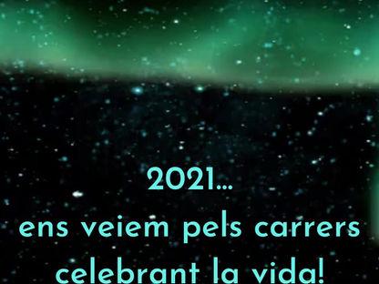 Benvingut 2021 & Bienvenido 2021