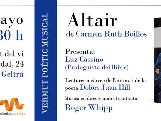 Altair antologia bilingüe en Catalunya