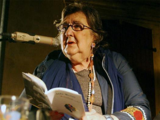 La palabra de la poeta Alda Merini en nuestra Acción Literaria on line contra las Violencias