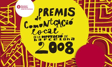 Premio de Comunicación Local Rosalía Rovira 2008