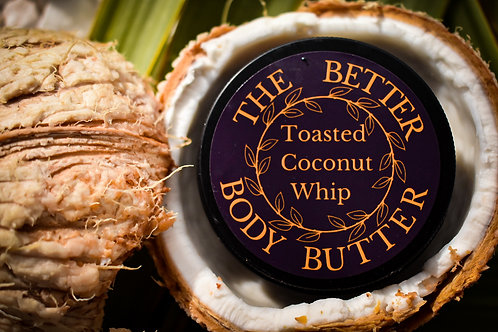 Toasted Coconut Whip - The Better Body Series