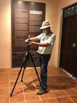 Carlos takimg 360 foto