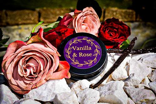 Vanilla & Rose - The Omega Series Perfume