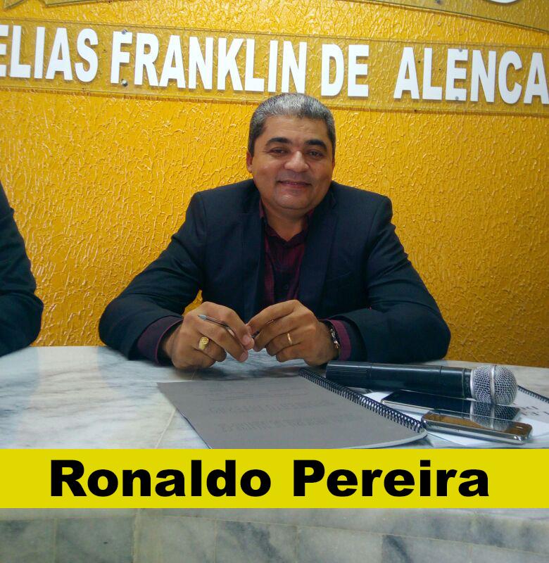 1 - Ronaldo Pereira