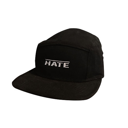 HATE LOGO CAP