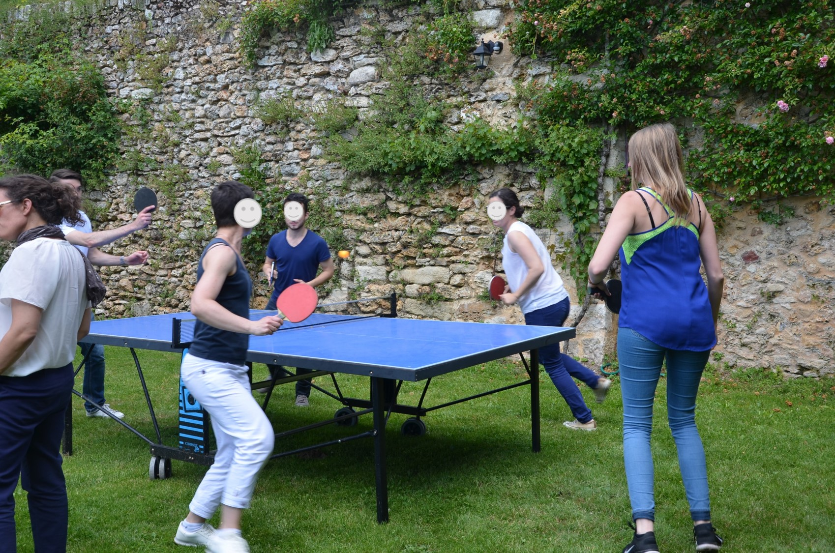 Pause Ping Pong
