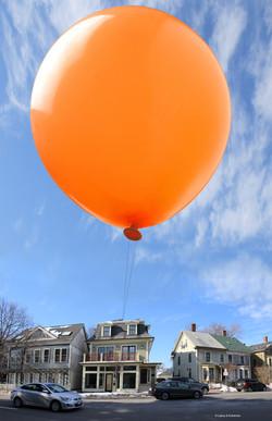 Your (GHG) Hot Air Balloon