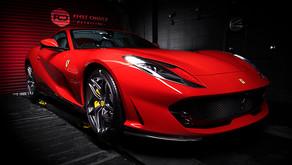 Ferrari 812 Super Fast - XPEL PPF