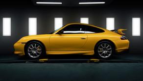 Porsche GT3 Gen 1 - Correction Detail