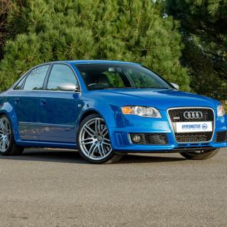 Audi RS4 Enhancment Detail