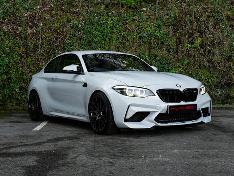 BMW M2 2019 (68 reg)