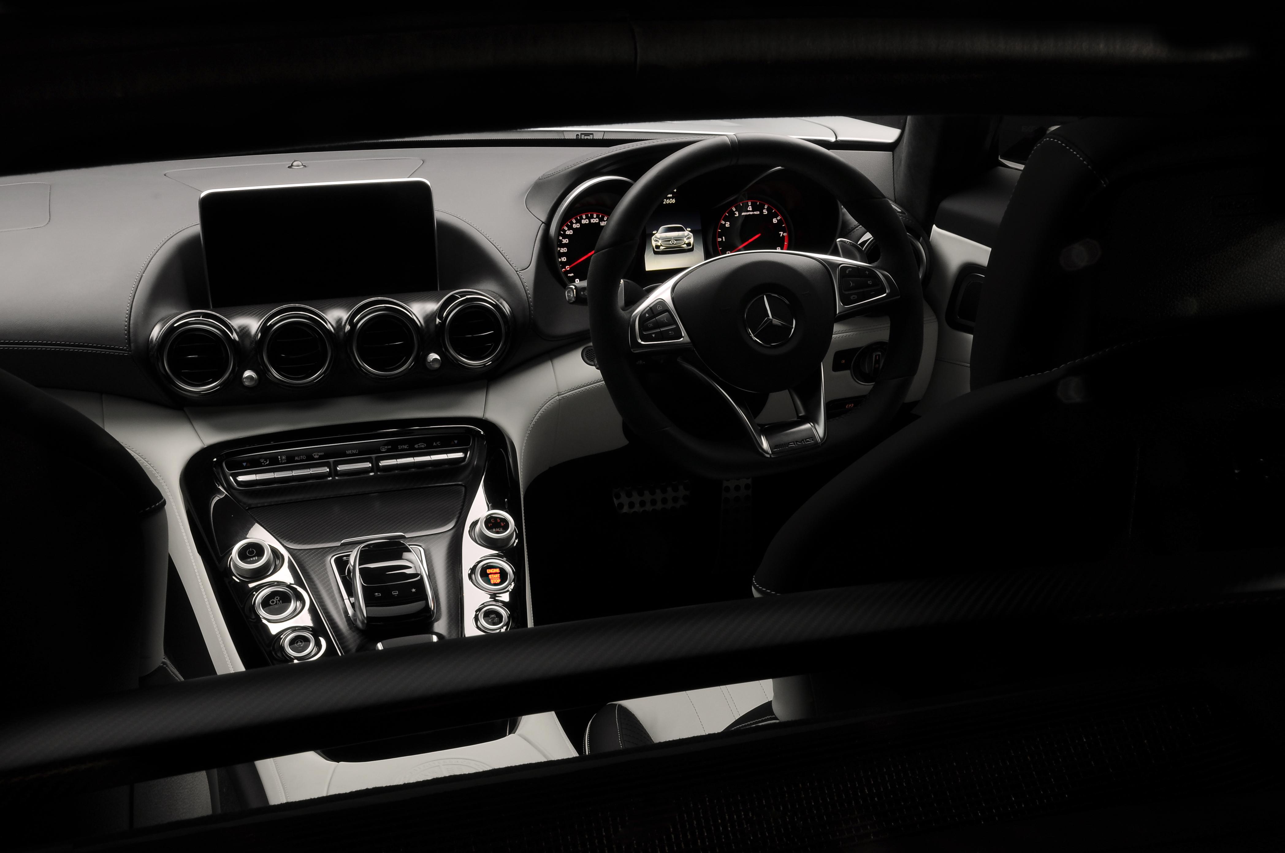 Mercedes AMG GT - Stealth