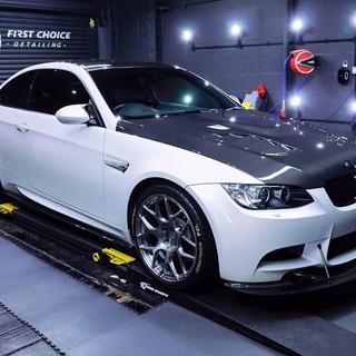 BMW M3 - New Car Prep