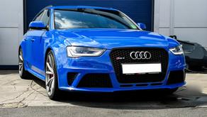 Audi RS4 Nogaro Selection - Enhancement Detail